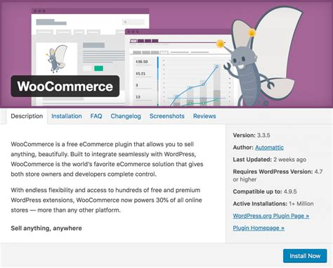 what is woocommerce getting started with the free