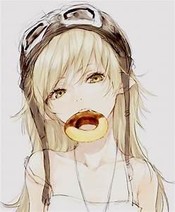 Anime Girl Blond Hair By FariyTailLover On DeviantArt