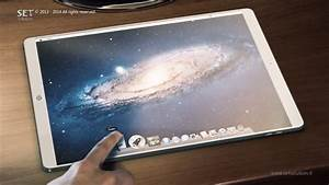 iPad Pro concept render by SET Solutions