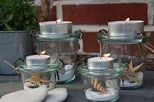 Kerzen Im Weckglas : neue deko im weckglas new deco in glasses brillen dekoration und selber machen ~ Frokenaadalensverden.com Haus und Dekorationen