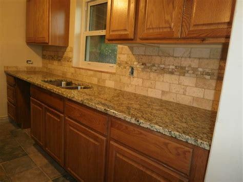 best 25 granite backsplash ideas on kitchen