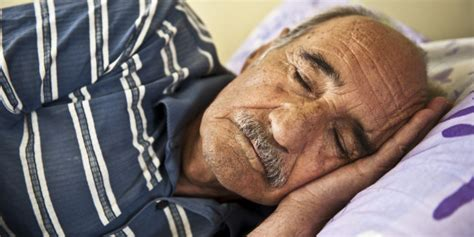 Older People Sleep Less Now We Know Why Huffpost