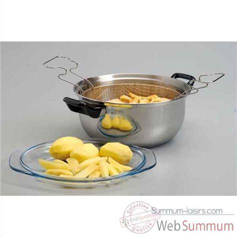 beka cuisine beka friteuse inox 26 cm 6 l induction 175306 dans purée