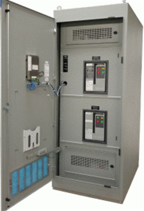 insulated case automatic transfer switches manufacture