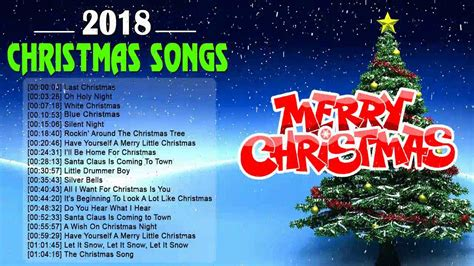 Christmas Music 2018  Best Classic Christmas Songs Ever  New Christmas Songs Playlist Youtube