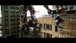 Megatron kills Jazz (HD) - Transformers 2007 - YouTube