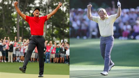 Tiger Woods after his 2019 Masters win: Jack Nicklaus' win ...