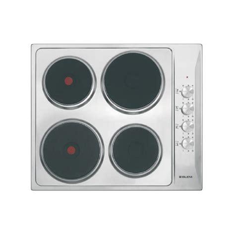 plaque 4 feux 233 lectrique inox