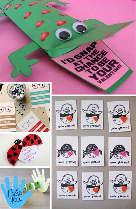 Sharing The Love 50 Ideas For Making Your Own Valentines