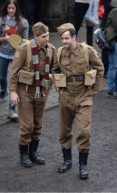 Army Dad Cast Film Jones Blake Dads