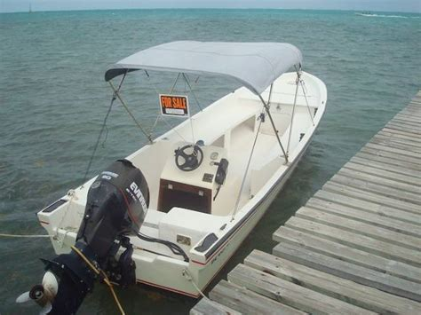 Pelican Boats Belize by Boat For Sale 25 Bradley Pelican With 90 Hp