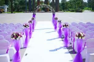 purple wedding ideas wonderful photos of purple outside wedding decorations wedwebtalks