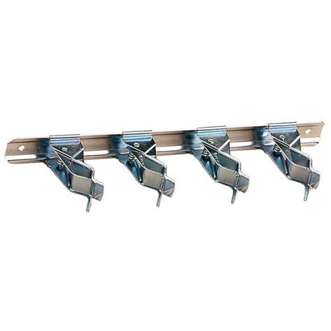 Spring Grip Clips Wall Tool Holder
