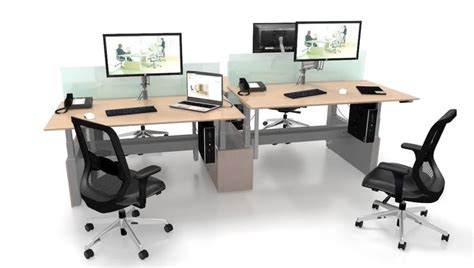 19 best images about height adjustable on models office furniture and desks