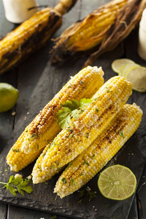 Recipes :: Camping & Grilling :: Roasted Sweet Corn