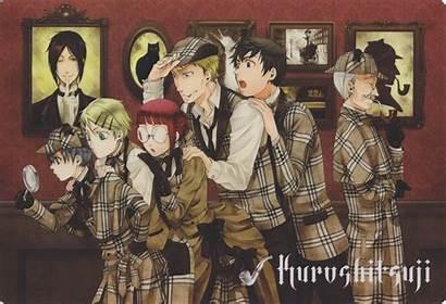 Butler Characters Lau Kuroshitsuji Chinese Fanpop Murder