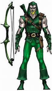 DC Heroes RPG - Bows and archery - Primer, stats, rules ...
