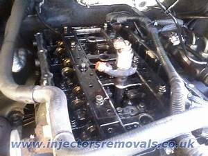 1 4 Tdci Injector Removal On Cadillac