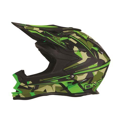 camo motocross o 39 neal green black tan 7 series camo dirt bike
