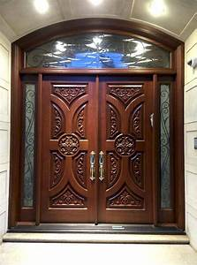 Exterior Doors  Double Entry Doors