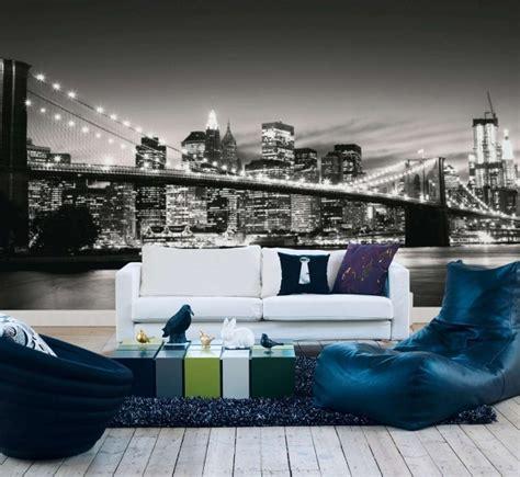 papier peint new york pour un int 233 rieur moderne et original