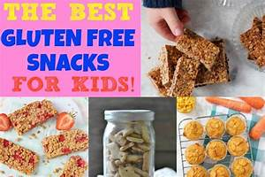 20 of the best gluten free snacks for my fussy