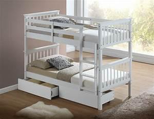 Wb2001, Bunk, Bed, U2013, White