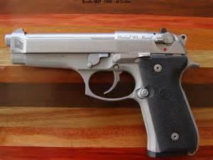 Beretta 40 Cal Pistol