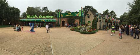 Busch Gardens Williamsburg Is A Mustsee Park