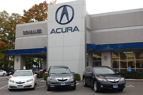 Acura Deler by Schaller Acura New Acura Dealership In Manchester Ct 06040