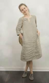 LINEN TUNIC DRESS /custom length