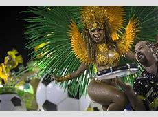 Playas de Brasil Principales fechas del Carnaval de Rio