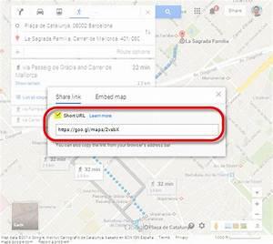 Entfernungen Berechnen Google Maps : karten teilen in google maps so k rzen sie den link ~ Themetempest.com Abrechnung