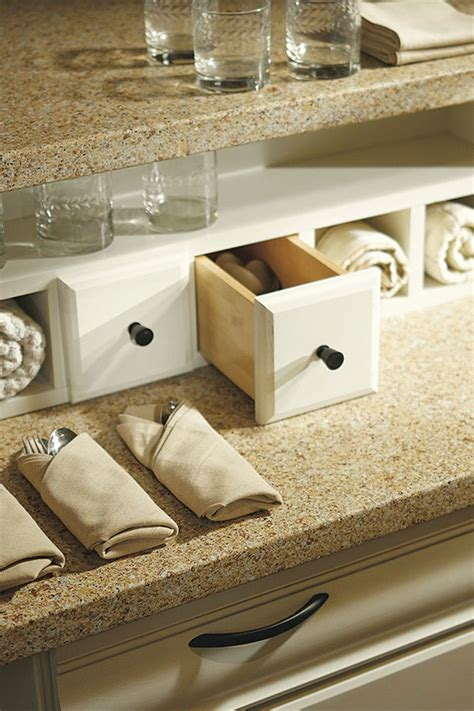 thomasville specialty products wall spice drawers