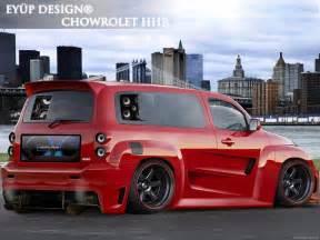Hhr On Pinterest Chevy Custom Paint Jobs And Custom Vans