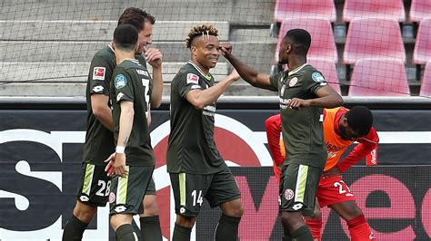You could check the h2h stats based on wolfsburg home ground. 1. FSV Mainz 05 - Club details - Football - Eurosport