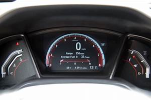 Honda Civic 2017 Fuel Economy