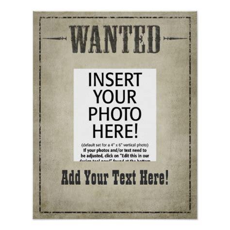 Wanted Poster Template Wanted Poster Template Doliquid