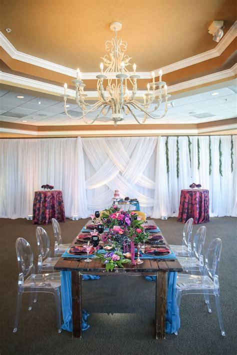 Vibrant Purple and Pink St Pete Wedding Inspiration