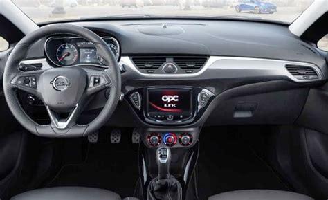 Opel Corsa 2013 Interior Auto Cars