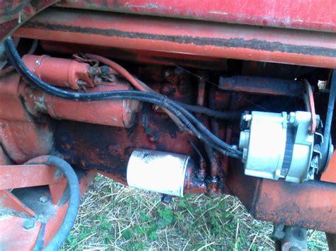 siege tracteur renault vidange du circuit hydraulique du 461