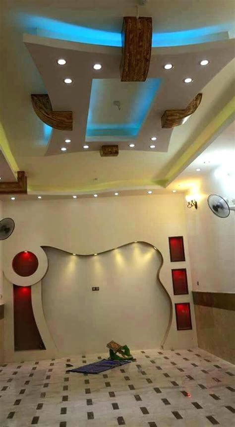 pop design pop design false ceiling  living room pop