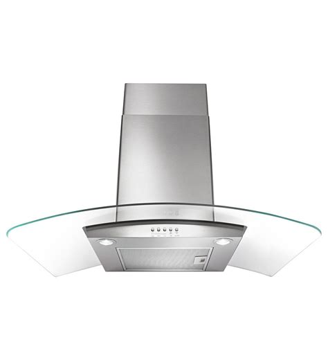 ventilation hotte cuisine wvw51uc0fs hotte de cuisine murale en verre concave