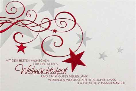 Weihnachtskarte Creme Metallic Mit Dank Für Gute
