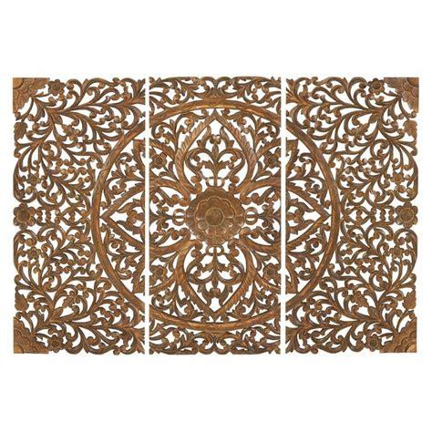 Wood wall paneling can work wonders in your home. 3 Piece Sinaloa Wall Decor Set | Cabeceira de cama artesanal, Decoração de parede, Decoração