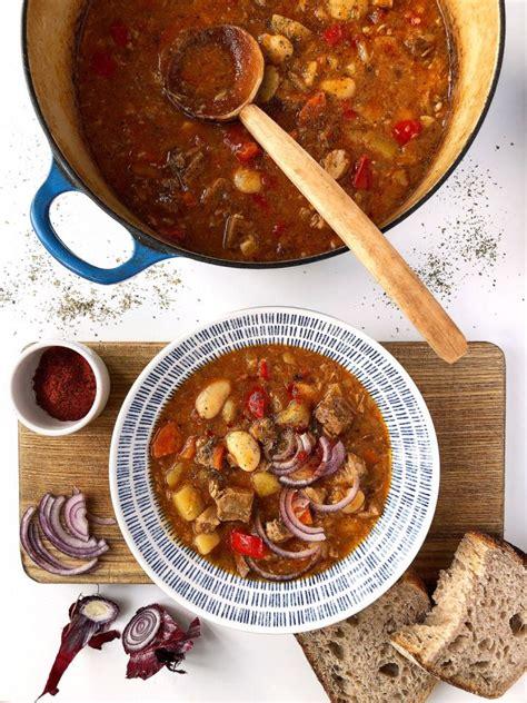 Add the leftover pork roast. Leftover Pork Shoulder Stew - All Kitchen Colours
