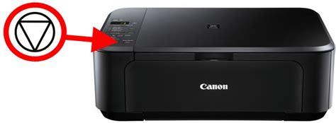 clearing canon pixma error message e13 and e16
