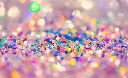 Sparkle Glitter Psychedelic Abstraction Bokeh Abstract Wallpaperup