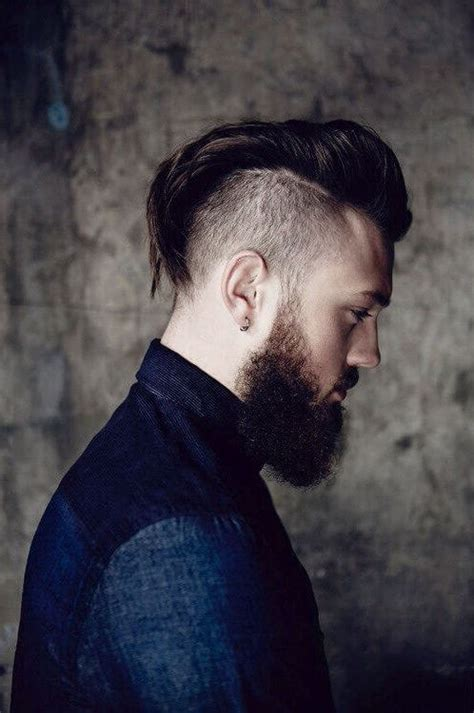 el peinado mohicano  mujeres  hombres  los peinados