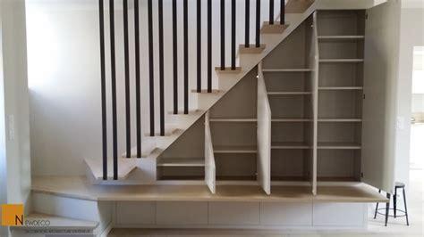 rangement sous escalier tournant 1000 ideas about placard sous escalier on meuble sous escalier rangement sous